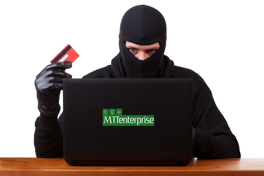 Cyber securité par mttenterprise